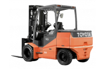 Электрический вилочный погрузчик Toyota 7FB15, 1.5 тонн