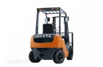 АКБ 80/320 для Toyota 7FB35