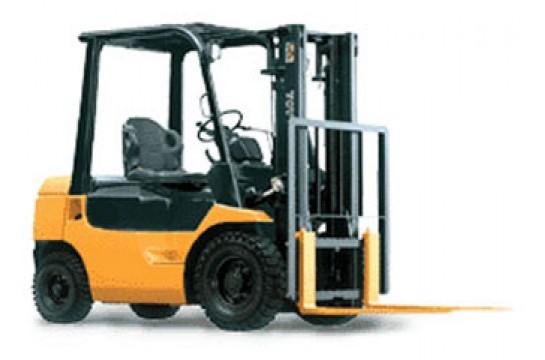 Шины для дизельного погрузчика Toyota 02-7FD10
